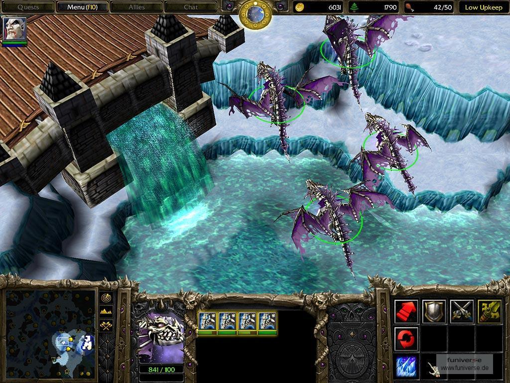 H игру warcraft3 qо на компьютер